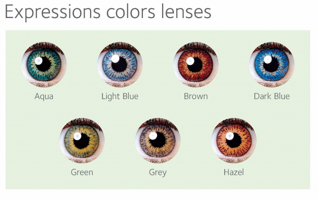 cooper vision expressions color contact lenses